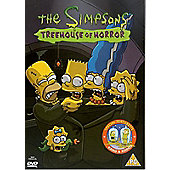 The Simpsons - Treehouse Of Terror DVD