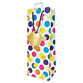 Sherbet Hooray Spot Bottle Bag