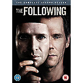 The Following: Season 2 (DVD)
