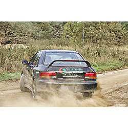 Half Day Rally Driving Experience