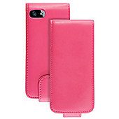 Case it Executive Leather Case for Apple iPhone 5 - Pink