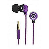 KS1 colour earphones 3.5mm jack