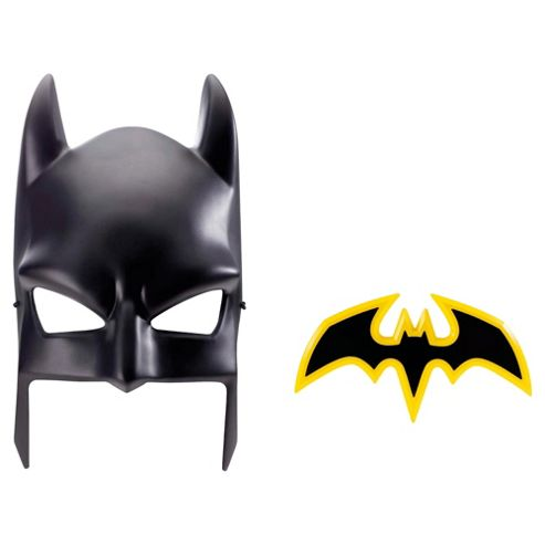 Batman Cowl & BATARANG Role Play