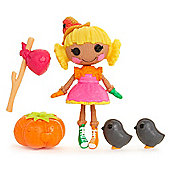 Mini Lalaloopsy Doll - Baley Sticks 'N' Straws