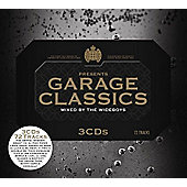 Ministry Of Sound Presents Garage Classics