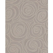 Graham & Brown Bella Wallpaper - Mocha