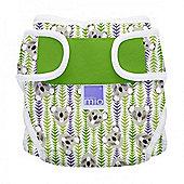 Bambino Mio Miosoft Reusable Nappy Cover - Size 1 (Koala)