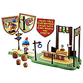Mike the Knight Glendragon Adventure Playset