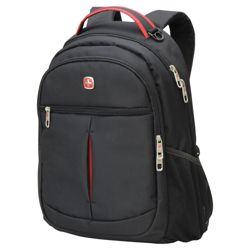 wenger swiss gear backpack black 22l wenger swiss gear backpack black ...