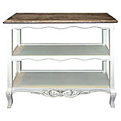 Alterton Furniture Chateau 3 Shelf Hall Table