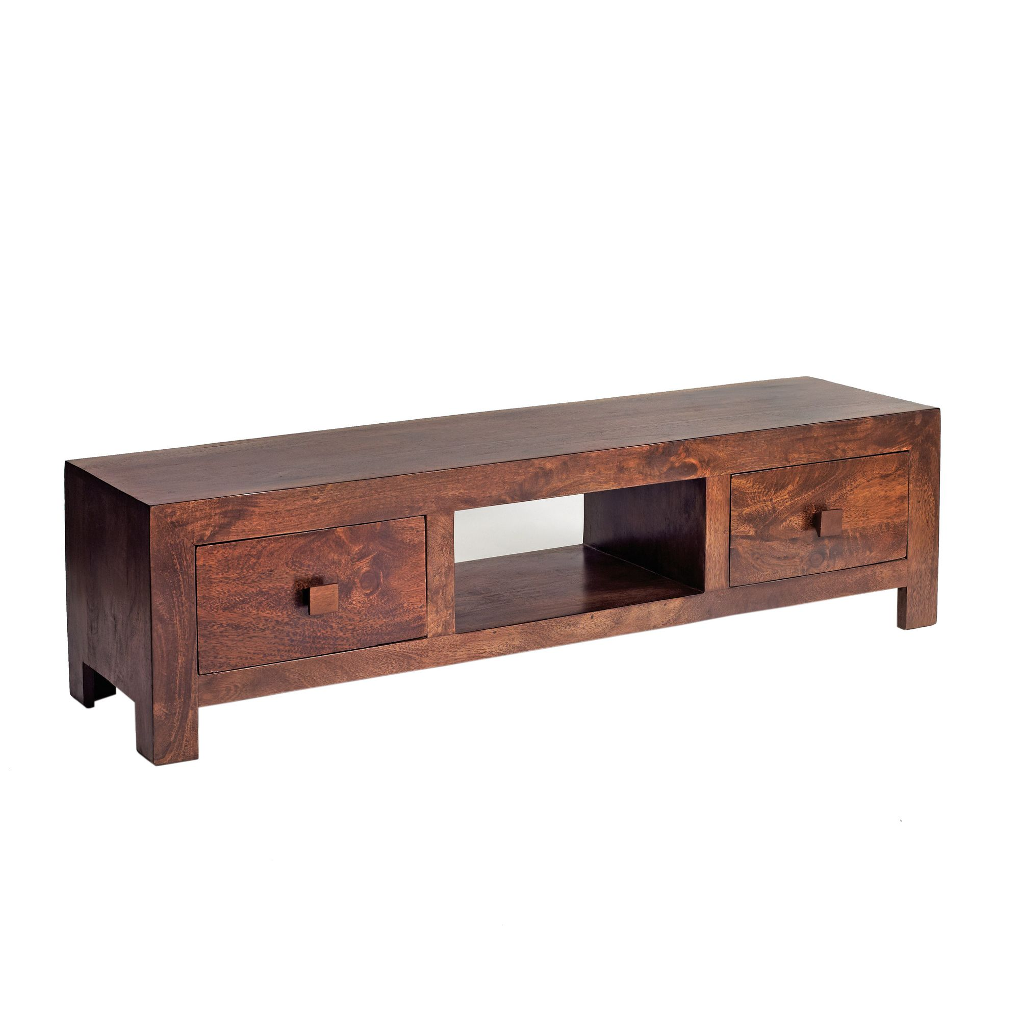 Indian Hub Mango Toko TV Cabinet at Tesco Direct
