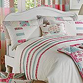 Dreams n Drapes  Petticoat Duvet Cover Set - Double - Natural