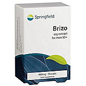 Springfield Brizo soy extract 400mg for men 50+