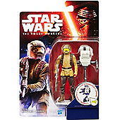Star Wars The Force Awakens 3.75 inch figure - Resistance Trooper - Action Figures