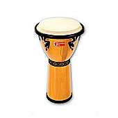 Percussion Plus PP452 Natural Djembe
