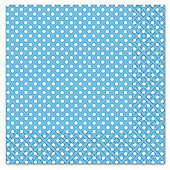 Baby Blue Polka Dot Luncheon Napkins 3ply