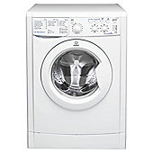 Indesit IWSC61051 ECO Washing Machine , 6Kg Load, 1000 RPM Spin, White