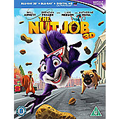 The Nut Job 3D Blu-Ray
