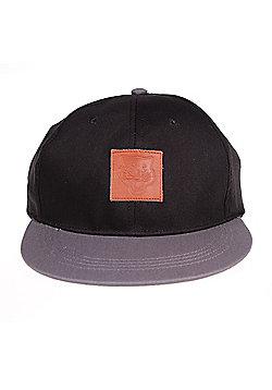 Onitsuka Tiger Mens Basic Baseball Cap Hat - Black