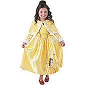 Belle Winter Wonderland - Child Costume 7-8 years