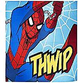 Spiderman Panel Fleece - Thwipp