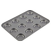 Tesco Non Stick 12 Cup Bun/Mince Pie Pan