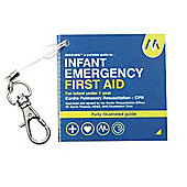 INDICARE Emergency First Aid Guide (Infant)