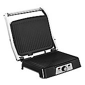 VonShef 4 Slice 2 in 1 Sandwich Press & Grill - 2000W