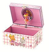 Caitlin Musical Jewellery Box