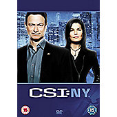 CSI: NY - Complete Season 9 Blu Ray
