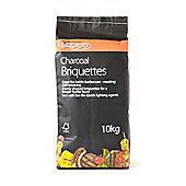 Bar-Be-Quick 10kg FSC Charcoal Briquettes