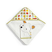 Mamas & Papas - Rosie & Rex - Hooded Towel & Mitt