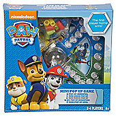 Paw Patrol Mini Pop Up Game