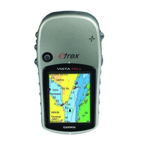 Etrex Vista Hcx Handheld GPS