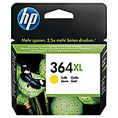 HP 364XL Printer Ink Cartridge - Yellow
