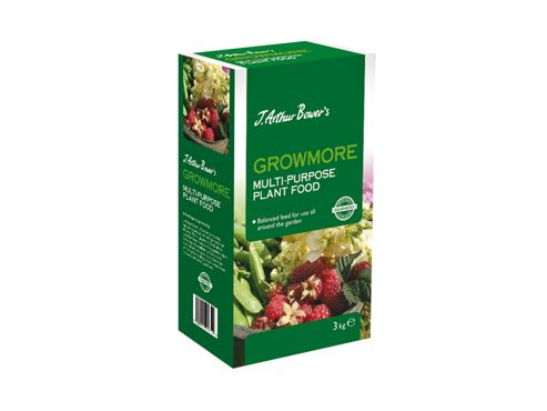 Sinclair Growmore 3Kg Carton