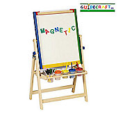 Guidecraft 4-in-1 Flipping Floor Easels