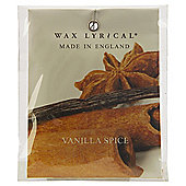 Wax Lyrical Made in England Vanilla Spice Scented Drawer  Sachet