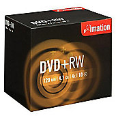 Imation DVD-RW Jewel Case