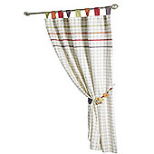 Mamas & Papas - Jamboree - Tab Top Curtains