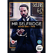 Mr Selfridge: Series 1-2 Set DVD