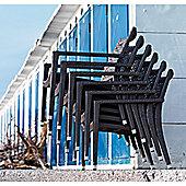Varaschin Altea Relax Chair by Varaschin R and D (Set of 2) - Bronze - Sun Cocco