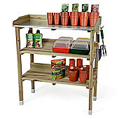 Christow Compact Wooden Potting Table