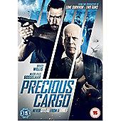 Precious Cargo DVD