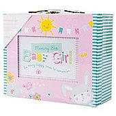 Baby Girl Memory Box