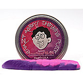 Crazy Aaron's Amethyst Blush Heat Sensitive Hypercolour Thinking Putty