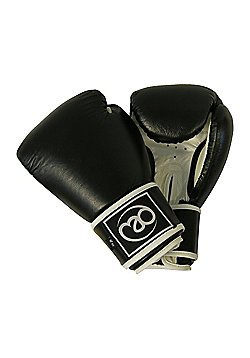 Fitness Mad Leather Pro Sparring Gloves 14oz