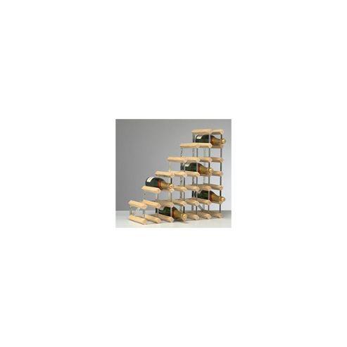 Cranville Wine racks Classic Understairs Rack - Pine