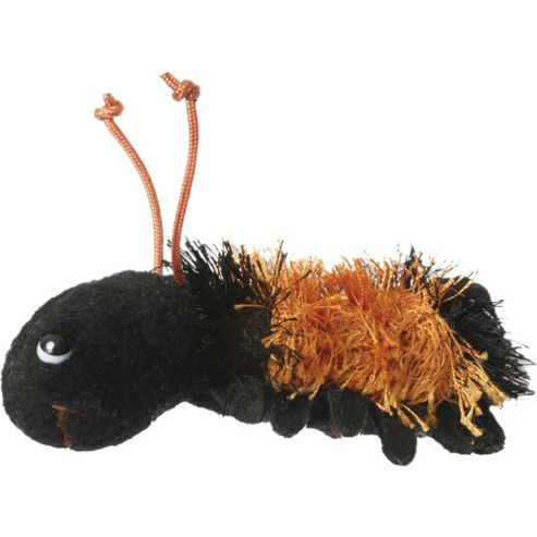 Woolly Bear Caterpillar Finger Puppet