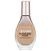 Maybelline Dream Flawless Nude Foundation Nude